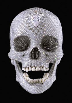 Damien Hirst: For the Love of God. 2007